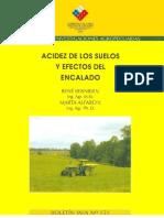 ACIDEZ DE SUELO