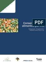 Manual manejo de frío para la conservación de alimentos