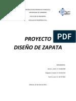 Memoria Proyecto Fundaciones!!!!