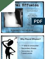 Pleural Effusion Ppt