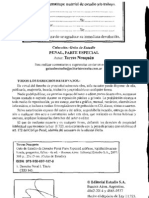 Penal Parte Especial - Guia de Estudio - Argentina
