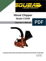 CX550 Ops Manual