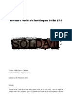 Crear Servidor Soldat 1.5