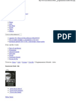 Programmazione Mentale - Libro Di Eldon Taylor