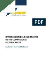 OPTIMIZACIÓN DEL RENDIMIENTO DE LOS COMPRESORES RECIPROCANTES