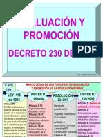 DECRETO 230 DE 2002