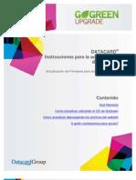 datacard GoGreenFirmware