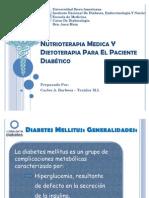 Nutrioterapia Medica Y Dietoterapia Para El Paciente Diabético FINAL