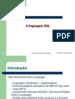 Material Banco de Dados - SQL
