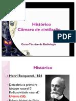 Cintilografia História
