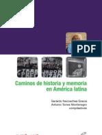 Caminos de Historia y Memoria en America Latina