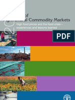 State of Ag Commodity Markets 2009