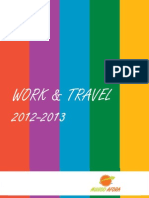 Informações - Work & Travel - 2012-2013