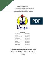 ASKEB Komprehensif Persalinan Normal GIIIP20002