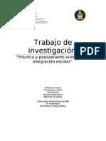 Trabajo de Investigacion Educacional