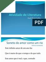 Atividade de Literatura
