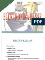 Elektronika Dasar