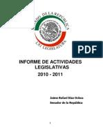 Informe 2010-2011
