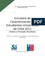 Informe Final Encuesta Cefech