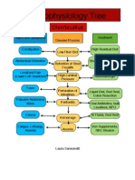 Pa Tho Physiology Tree for Diverticulitis