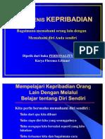 4. JENIS-JENIS KEPRIBADIAN