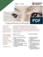 Folder SOB 103 Criptografia