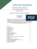 IAF Guidelines 2012