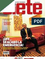 Semanario Siete- Edición 5