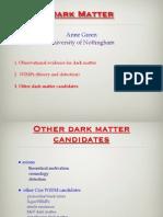 Anne Green- Dark Matter