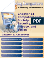 11-Computers and Society, Security, Privacy, And Ethics