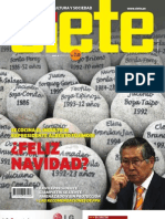 Semanario Siete- Edición 6