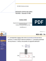 Clasificacion Sismica Chile