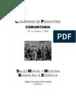 Cuadernos de Psiquiatría Comunitaria vol. 5.1