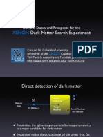 Kaixuan Ni- Current Status and Prospects for the XENON Dark Matter Search Experiment