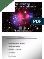 Roberto Santorelli- The XENON100 Dark Matter Experiment