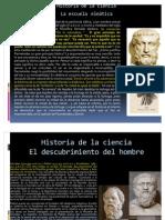 Historia de La Ciencia 7
