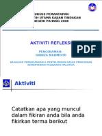 Kajian Tindakan 2008 BPPDP (2)