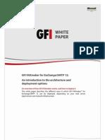 Faxmaker Deployment Strategies