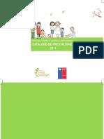 Catalogo de Prestaciones Programa de Apoyo Desarrollo 2011 (1)