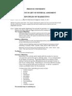Principles of Mktg WN Assg (1)