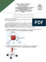 ACTIVIDAD DE GEOMETRÍA MOLECULAR
