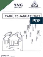 Scan Kliping Perumahan Rakyat 25 Januari 2012
