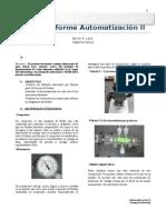 Primer informe Automatización II