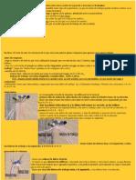 Pulsera 3d Cilindrica Macrame Tutorial Paso a Paso