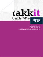 Takkit Ivr Platform