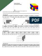 Cubo de Rubick Instrucciones