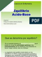 Anatomia Equilibrio Acido Base Expo Diana Santana