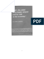 30643442 the Islamic Welfare State Its Role in the Economy by Umar Chapra