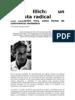 Ivan Illich Un Utopista Radical