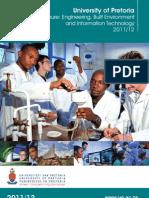 FINAL Engineering Faculty Brochure 2011 English